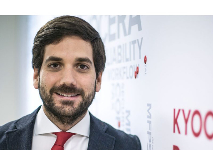 foto El español José María Estébanez, nuevo Vicepresidente de Corporate Marketing de Kyocera Document Solutions América.