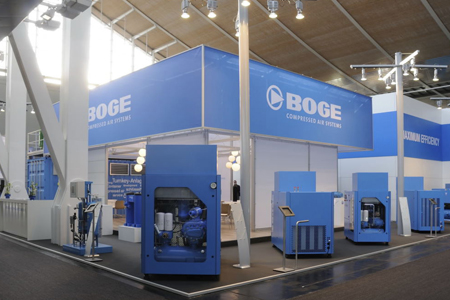 foto noticia BOGE, en la Hannover Messe 2013