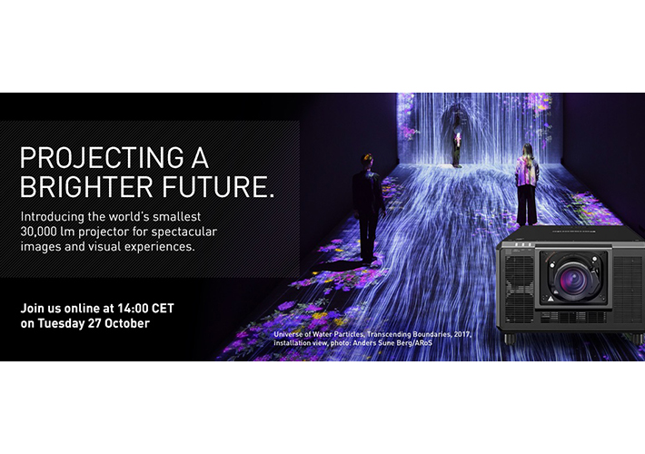 foto EVENTO ONLINE DE PANASONIC: PROJECTING A BRIGHTER FUTURE.
